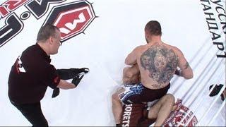 Мартин Зонтек vs. Салим Давыдов, mma video HD