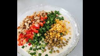 Самый ленивый и самый вкусный пирог Ленивые рецепты Пирог в мультиварке Пирог с мясом и овощами