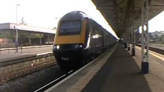 Flat HST Horn At Taunton