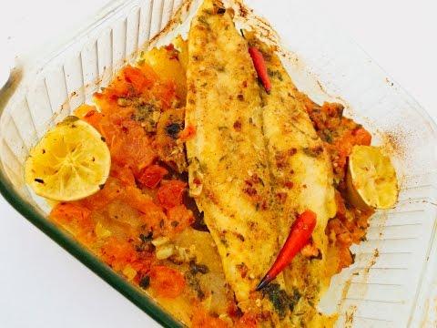recette-facile-:-filets-de-poisson-au-four-/-how-to-make-easy-baked-fish-fillets