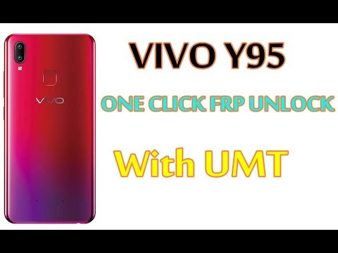 Vivo Y95 One Click FRP UNLOCK Done With UMT
