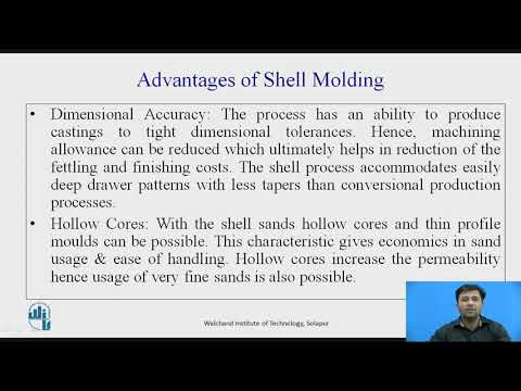 Shell Moulding in Manufacturing Process