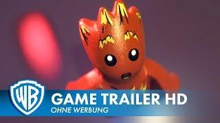 LEGO Marvel Super Heroes 2 -  Announcement Trailer Deutsch HD German (2017)