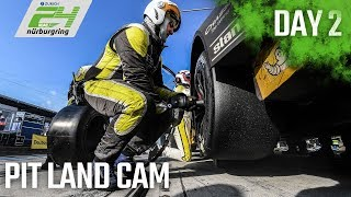 Pit Lane Day 2 Re-Live | ADAC Zurich 24h-Race 2018 at the Nürburgring 2017 Video