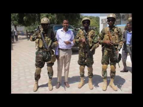 The Somali Military Army Force is Back