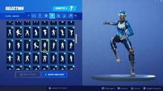 *UPDATED* Fortnite Mogul Master Skin Outfit Showcase with All Dances & Emotes