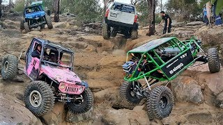 4x4 Comp Truck Challenge - Vlog #4