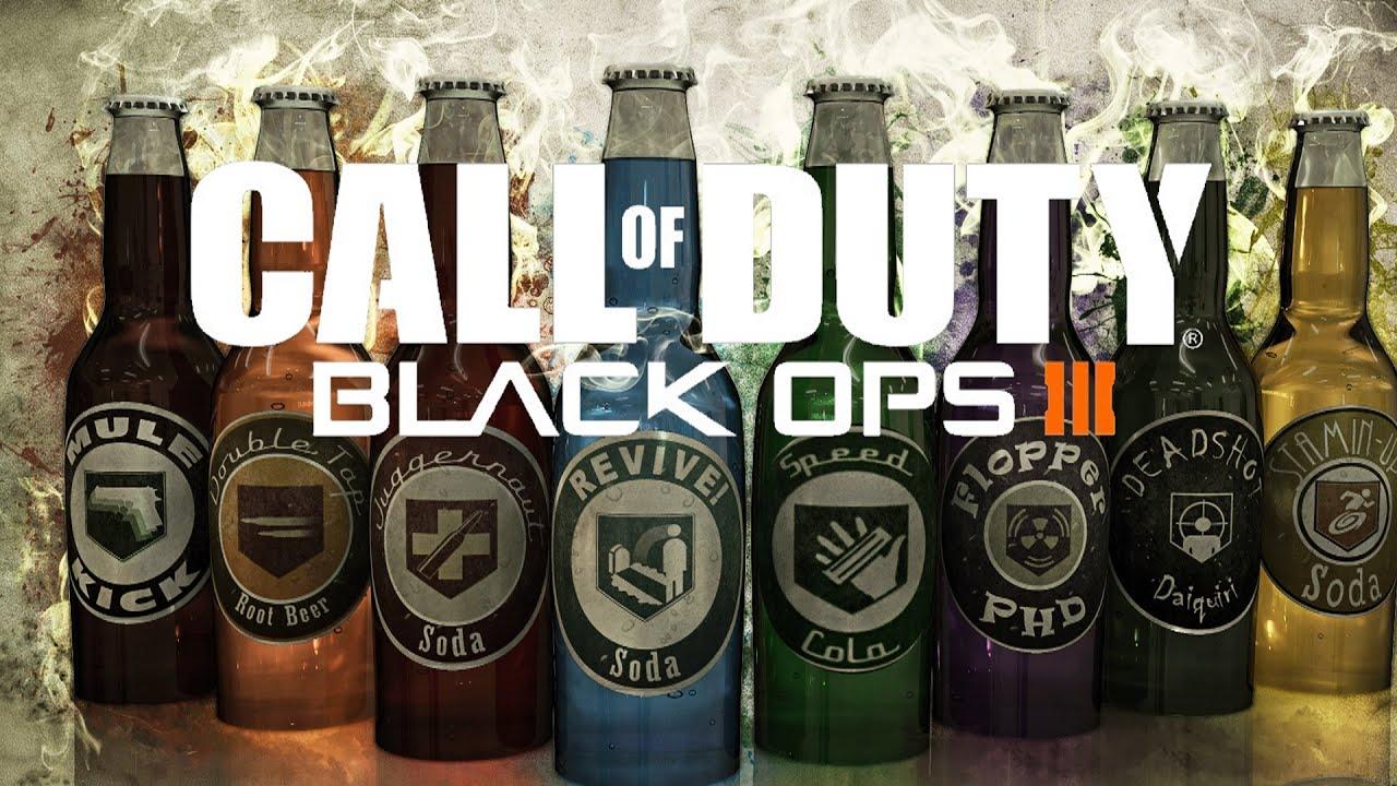 Call of duty black ops shadows evil lista perks