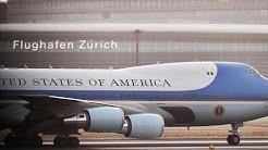 WEF 2020: «Bluewin» spottet Trump im Anflug