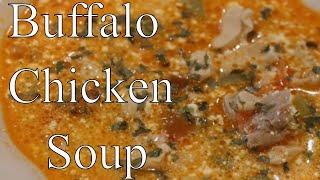 Keto Buffalo Chicken Soup With Linda's Pantry