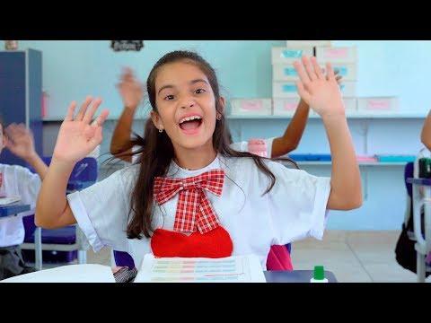 Vamos à Escola - Yasmin Verissimo - Música Educativa