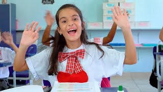 Vamos à Escola - Yasmin Verissimo - Música Educativa mp3