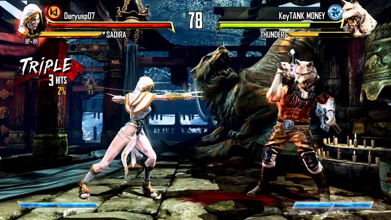 Xbox One Killer Instinct Online Ranked Gameplay 21