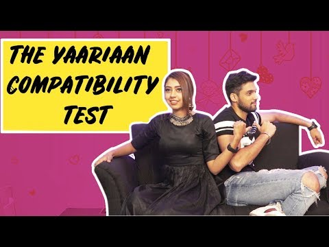 The Yaariaan Compatibility Test With Parth Samthaan And Niti Taylor | Kaise Yeh Yaariaan S3 | Voot