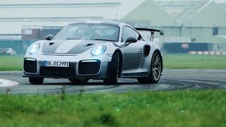 Watch Stig go wild in a GT2 RS, 720S … and an ice-cream van! | Top Gear series 25 Teaser