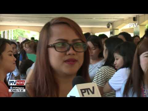 Local At Overseas Jobs, Alok Sa Job Fair Sa Metro Manila