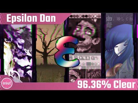 EPSILON DAN od0 ver - 9636% CLEAR  + 50 SUBS GIFT LOL