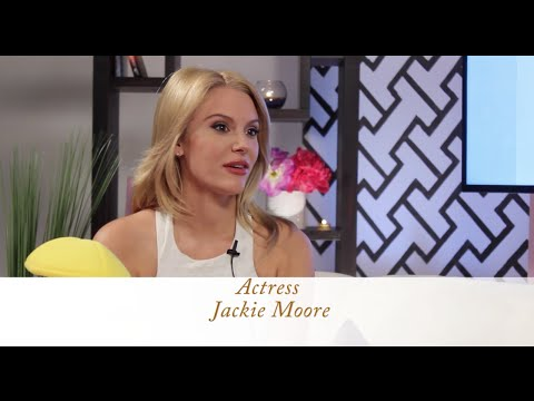 Jackie Moore Shares Her Best Pick Up Line & New Film Pernicious