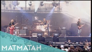 Matmatah - La cerise (Live at Francofolies 2008 official HD)