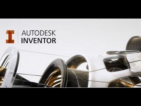Tutorial de Inventor 2014, 1° vídeo tutorial por Silas Andrade