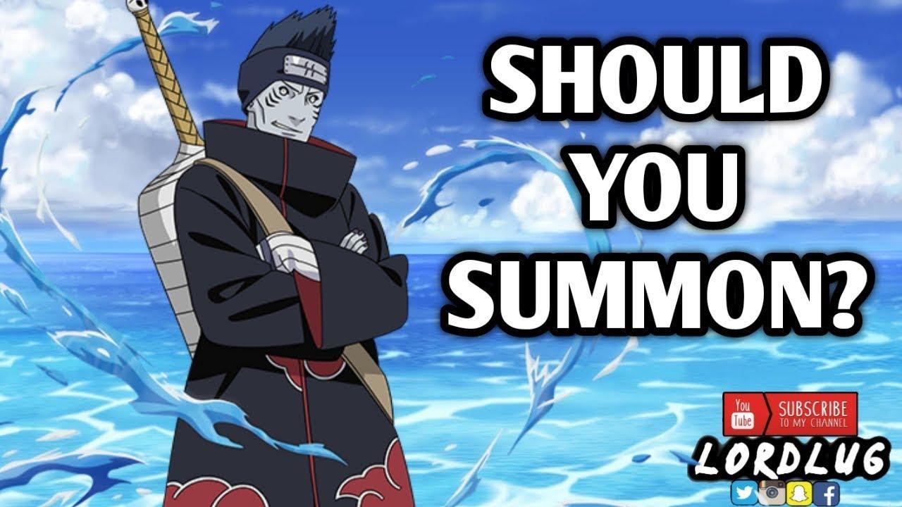Download Kisame Should You Summon or nah? (REKIT SHOWCASE) | Naruto x Boruto Ninja Voltage