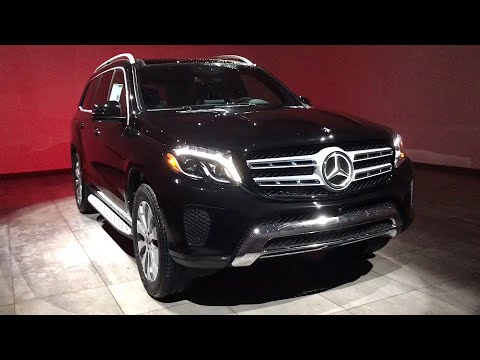 2019 Mercedes-Benz GLS Walk-Around Rockville Centre, Nassau, Long Island, New York, Queens, NY KB231