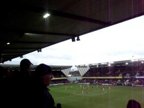 MILLWALL FC CHANT UK 2011