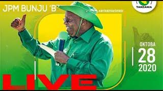 #LIVE:KAMPENI ZA MGOMBEA URAIS CCM, ASIMAMA BUNJU 'B' AKIELEKEA TANGA