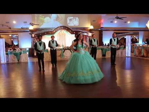 Quinceanera Vals  Flashlight  Jessie J Pitch Perfect 2  XV Choreography