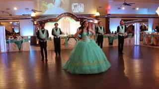 Quinceanera Vals - Flashlight by Jessie J (Pitch Perfect 2) | XV Choreography