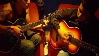 Brian Y el pillo -Loko Fantasma(acustico)previo