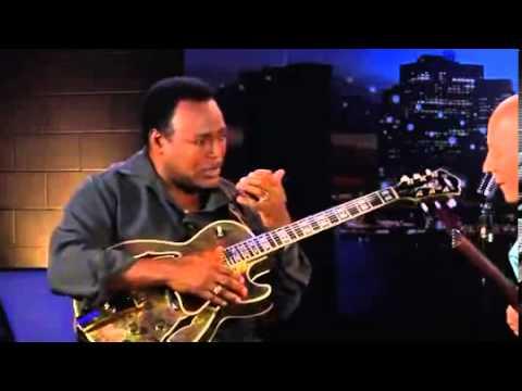 George Benson Blues Jazz Lesson Guitar