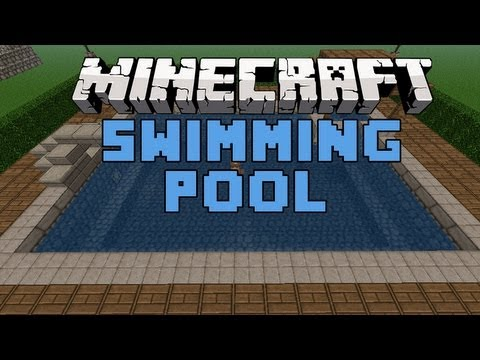 Minecraft Swimming Pool Designs New Designs Youtube