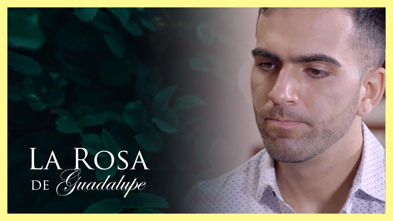 Alfredo descubre la mentira de Macarena | En defensa de la vida | La Rosa de Guadalupe