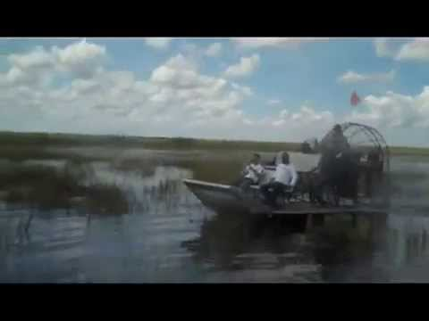 Airboat In Everglades Theme Song ( Ocean Runner - True Fuse )
