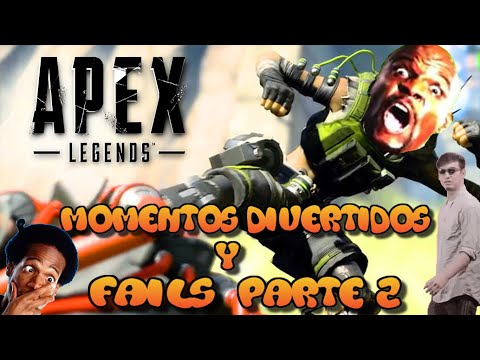 Apex Legends Momentos Divertidos y Fail Parte 2 | Apex Legends Funny Moments and Fail Part 2