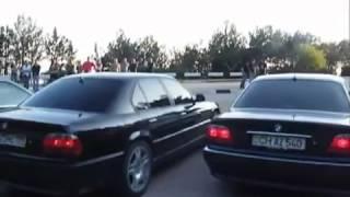Russian BLACK BMW 7er CLUB     Bumer 7era Club