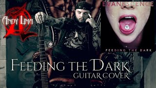 Evanescence - Feeding the Dark guitar
