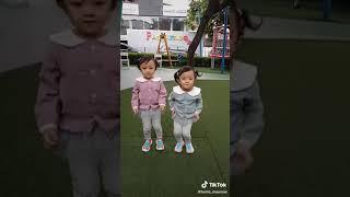 Download #tiktok #tiktokindonesia #tiktokanak #twins #kembar TIKTOK INDONESIA - TIK TOK ANAK KECIL TWINS