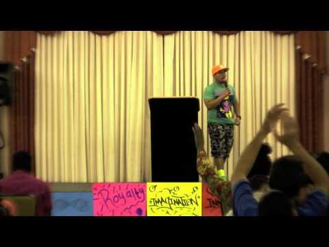 King Jesus Ministries (Pastor Bryan) Color of Gods imagination culture