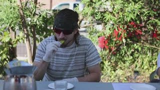 Hot pepper eating contest of Little Rock