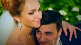 Свадьба - Август, Петергоф, Красота, супер Slow-Motion