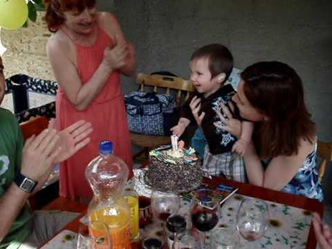 Little L's Birthday Wishes