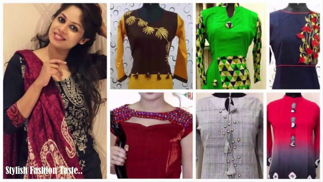 Neck design collection , Punjabi suit , Salwar kameez , Gale ke design ,  Latest neck design
