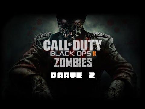 COD:BLACK OPS 2 / PANTALLA PARTIDA EN NUKETOWN / TAUTTRASH Y THE GAMERS EN XBOX 360