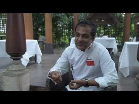 The MICHELIN guide Singapore 2016 Gala Dinner: Chef Manjunath | 米其林新加�星級盛宴: 主厨Manjunath