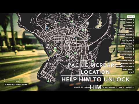 gta v heist characters locations