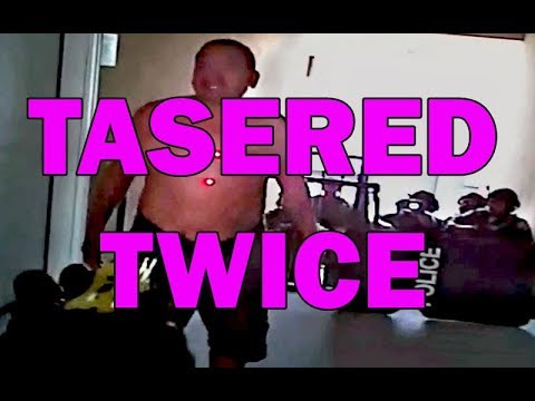 Hit With Two Tasers, Utah Man Sues Police Department - LEO Round Table episode 473