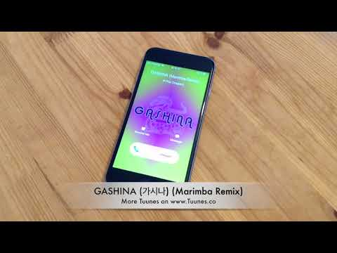 Gashina (가시나) Ringtone - SUNMI (선미) Tribute Marimba Remix Ringtone - Download For IPhone & Android