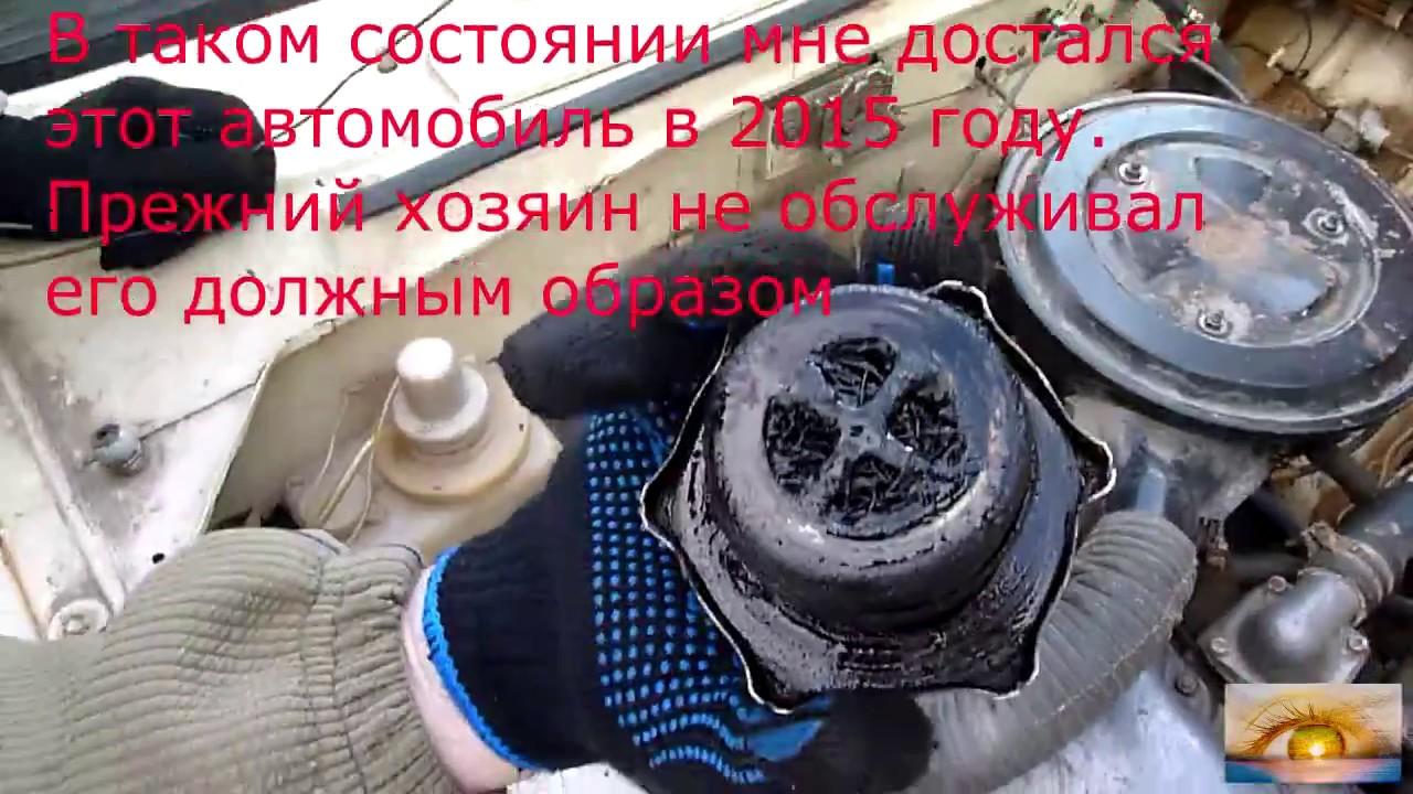 Анонс ремонт двигателя 412 в кузове Москвич 21251
